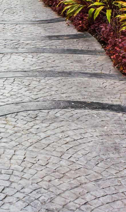 Bluewater Outdoor Services Decorative Concrete