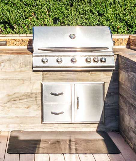 Bluewater Outdoor Services Outdoor Kitchen Services