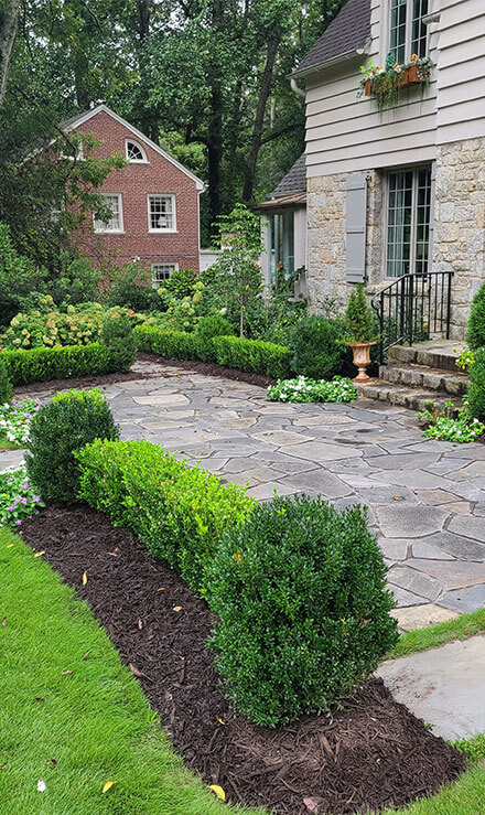 Bluewater Outdoor Services Landscaping Company
